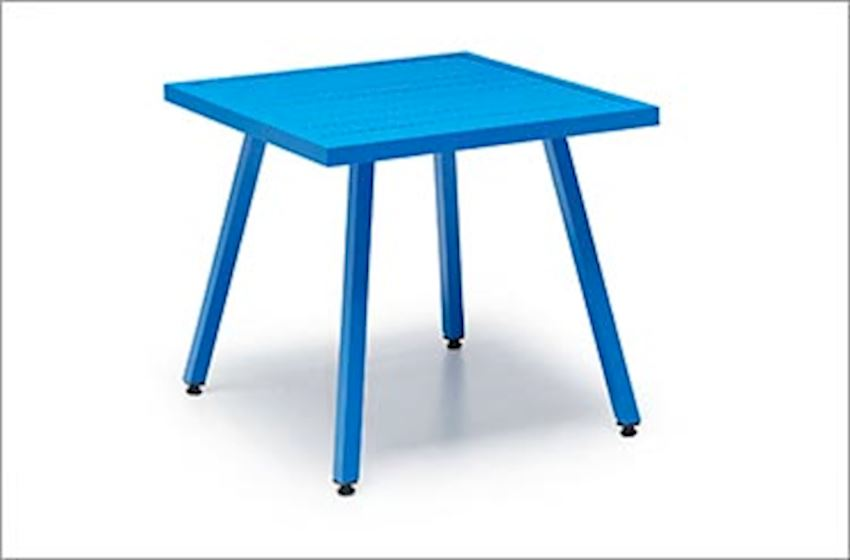 TABLE, CHAIR, DECK CHAIR-Alumınıum Tables-Aluminum Table Models-SAMARA TABLE