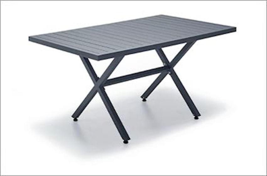 TABLE, CHAIR, DECK CHAIR-Alumınıum Tables-Aluminum Table Models-SYDNEY TABLE