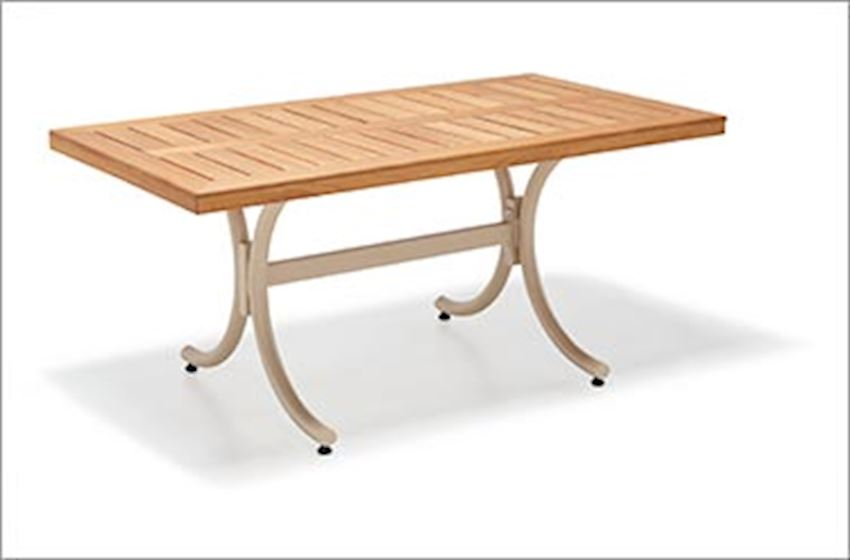 TABLE, CHAIR, DECK CHAIR-Alumınıum Tables-Aluminum Table Models-VEGAS TABLE
