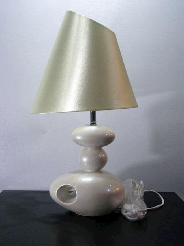 Table Lamps 12T 1085 CREAM