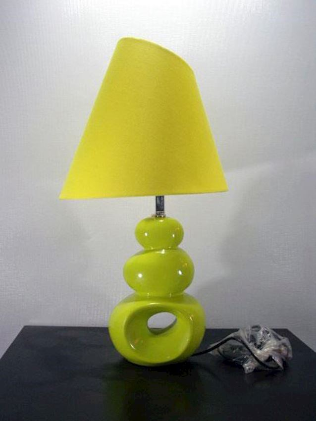 Table Lamps 12T 1091 GREEN