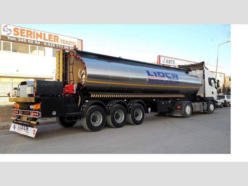 Tanker Treyler Bitumen Tankeri