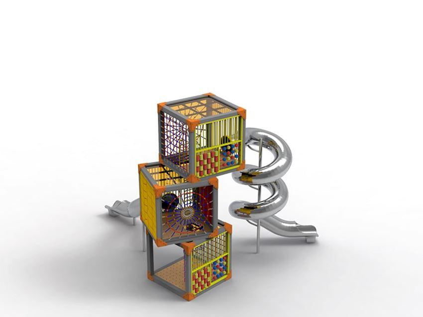 Theme Series/Cube Playground