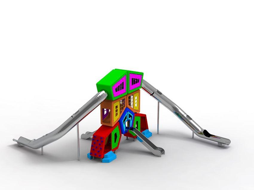Theme Series/Geometrical Playground
