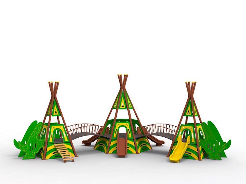 Theme Series/Kızılderili Playground