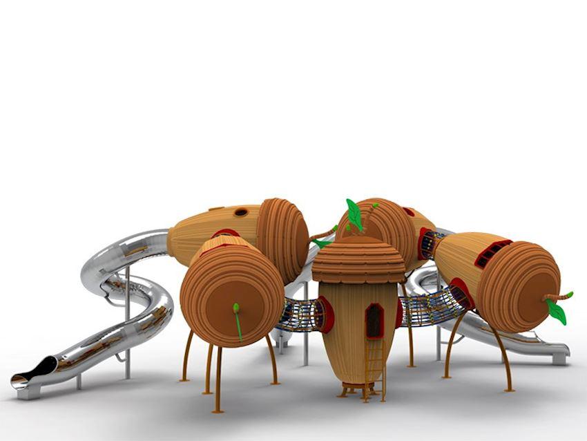 Theme Series/Pelit Playground