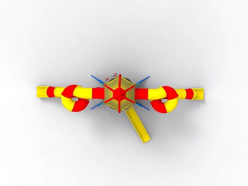 Theme Series/Rocket Playground
