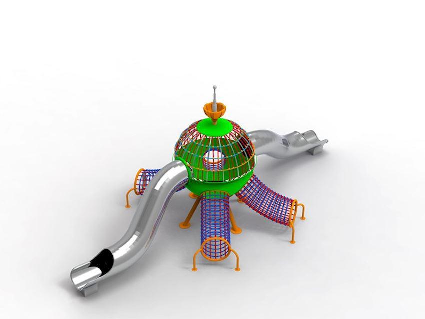 Theme Series/Space Station Playground