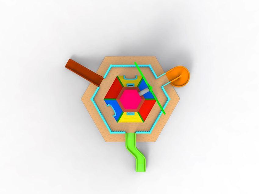 Theme Series/Windmill Playground