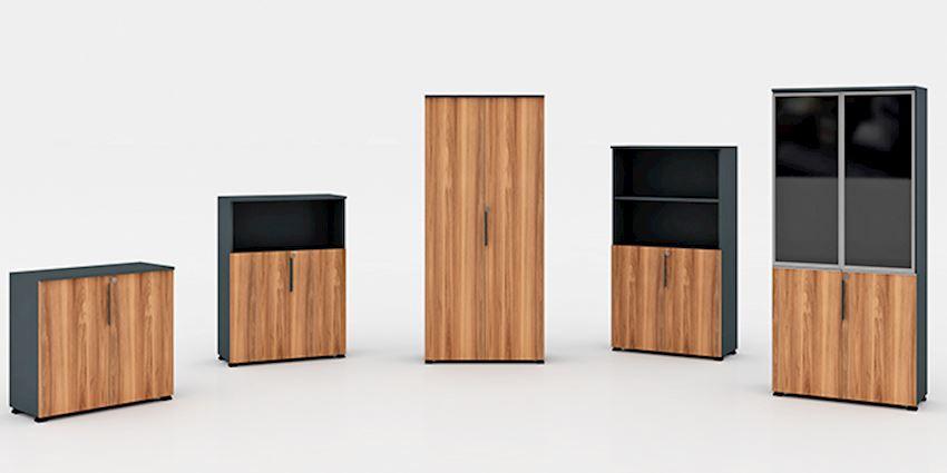 Tidy Office Cabinet Storage Unit