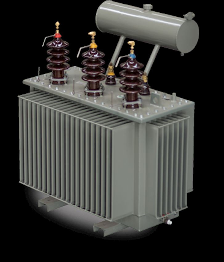 Timsan Transformator Conservastor Type Disrtibution Transformers