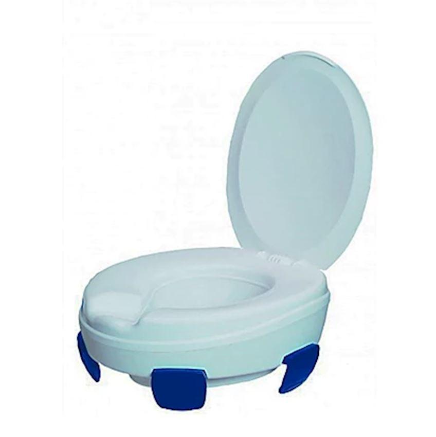 Toilet Seat Riser Clipper III