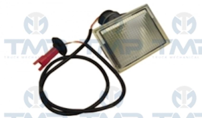 TOP LAMP WHITE Truck Parts