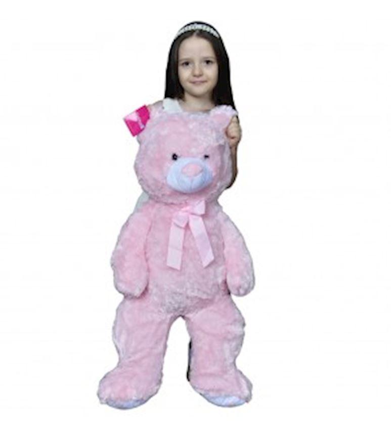 Toy Animal -PLUSH ANIMALS BEAR PINK