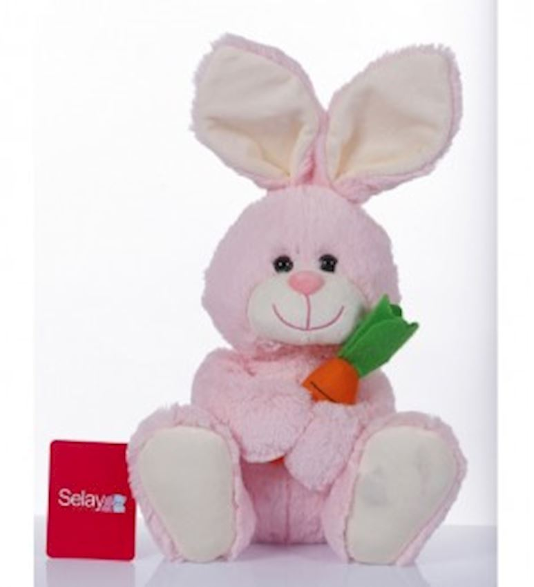 Toy Animal -PLUSH ANIMALS PLUSH RABBIT