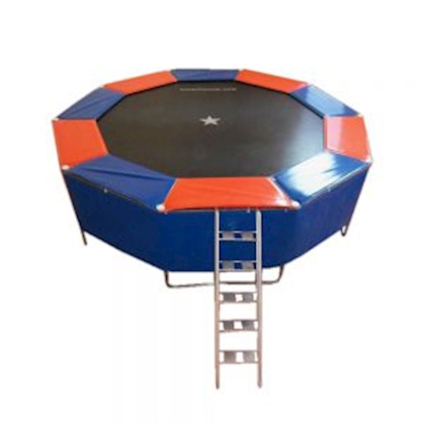 Trampoline 350 cm Diameter Single Amusement Park