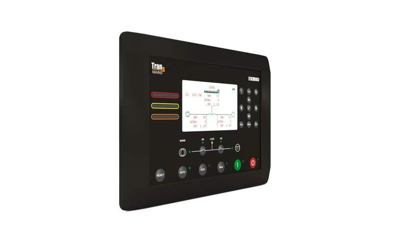 TRANS MAINSAutomatic Transfer and Network Load Sharing Unit