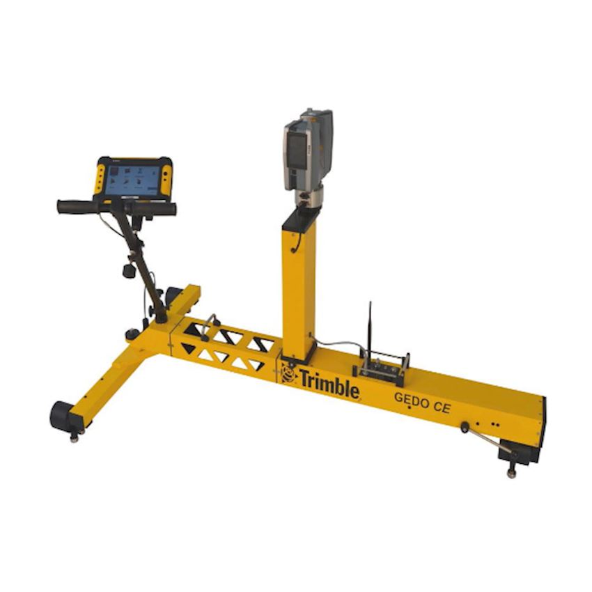 Trimble GEDO CE 2 Rail Measuring System