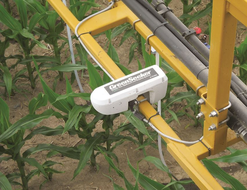 Trimble GreenSeeker Crop Detection System