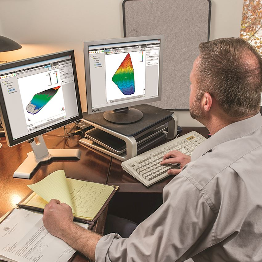 Trimble WM-Form Projecting Software