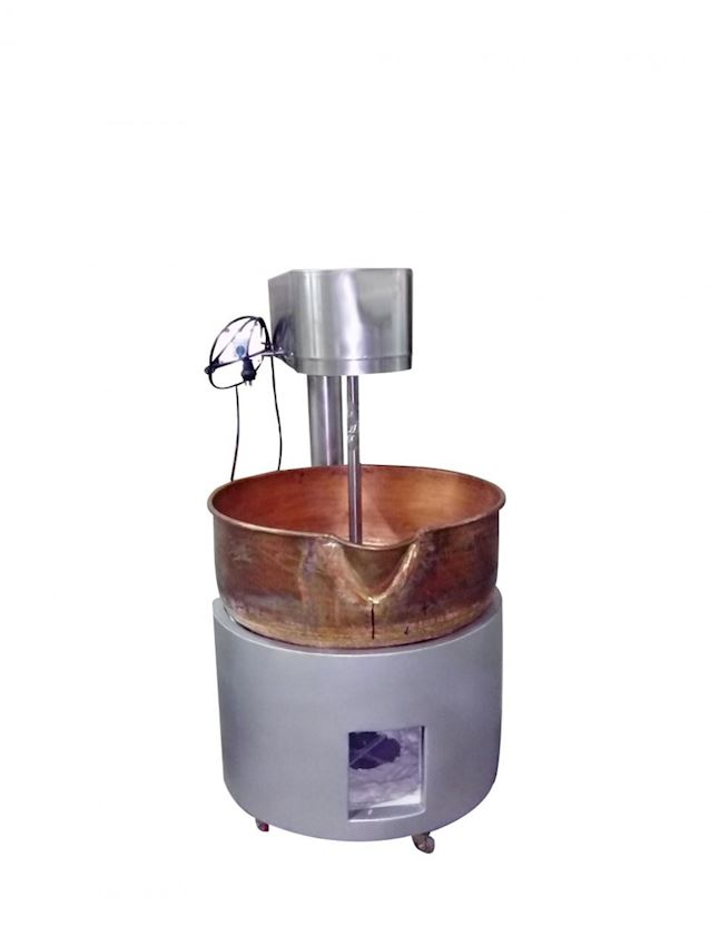 Turkish Delight Cooker with Gas System