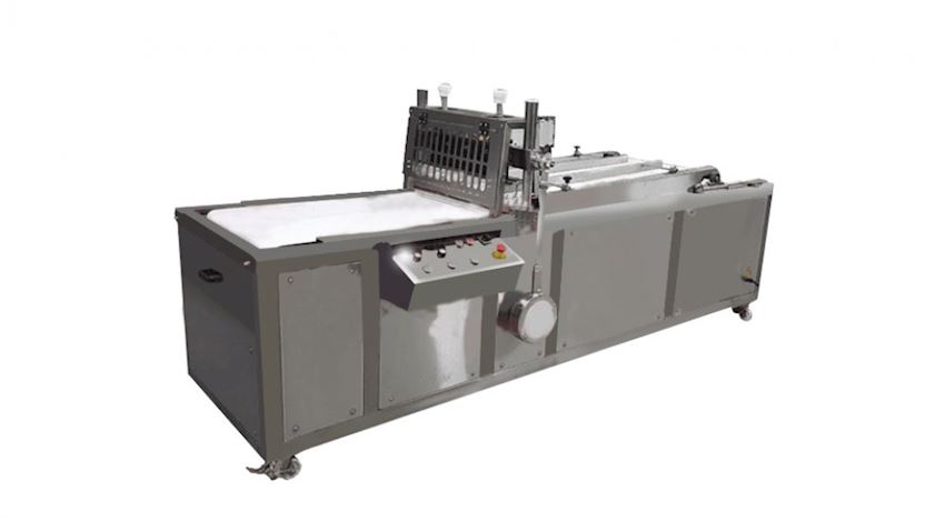 Turkish Delight Cutter -  Conveyor System