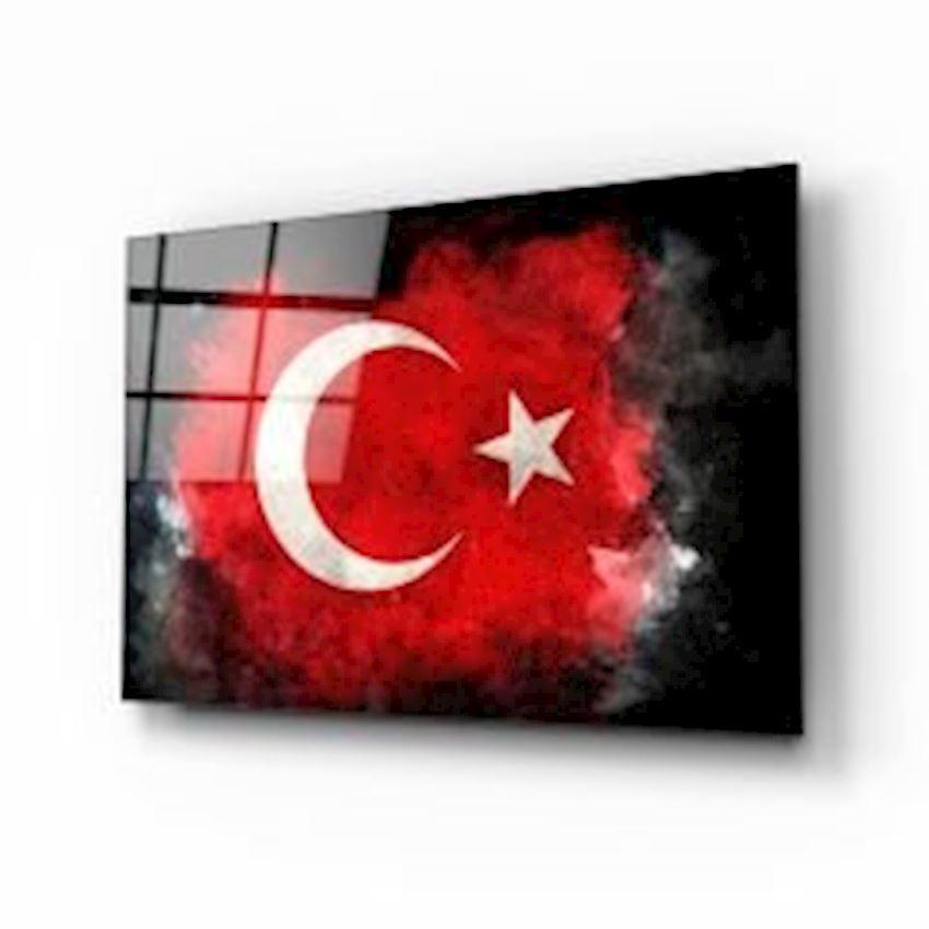 Turkish Flag National Flag Anthem Turkish Flag Set of 3
