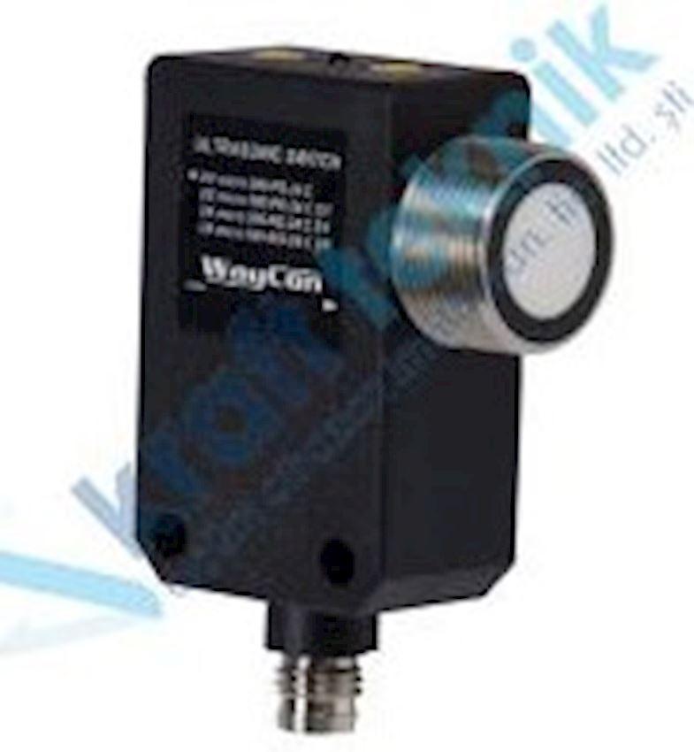 Ultrasonic Sensor Electronic WayCon Positionsmesstechnik