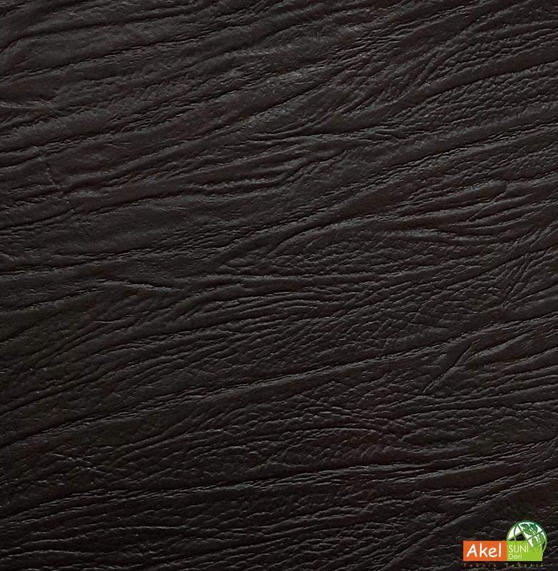 Upholstery leather tree bark coffee