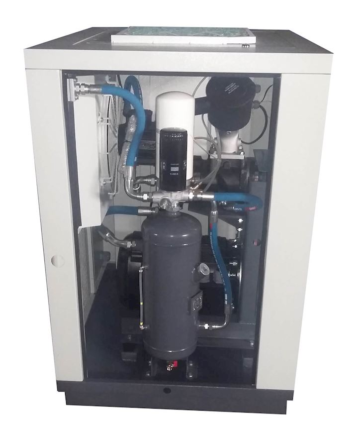 VEK 10  Screw Compressor With İnverter