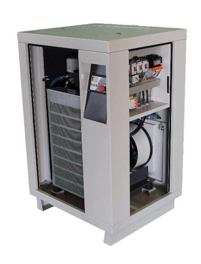 VEK 180  Screw Compressor With İnverter