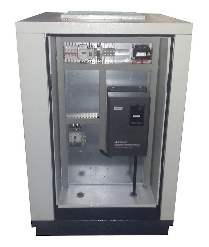 VEK 20  Screw Compressor With İnverter