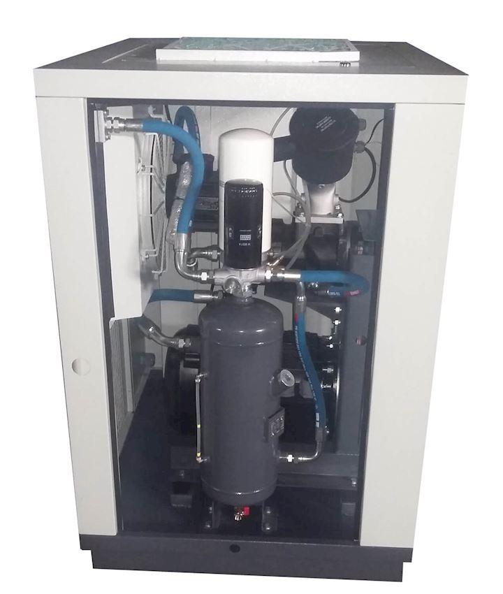 VEK 340 Screw Compressor With İnverter