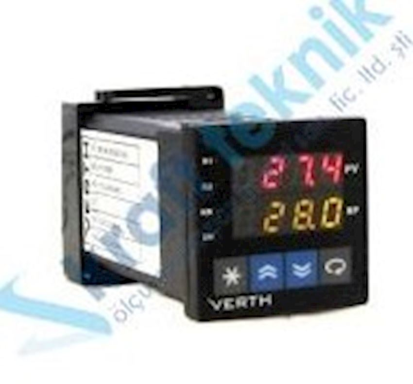 Verth Step Controller Electronic Device