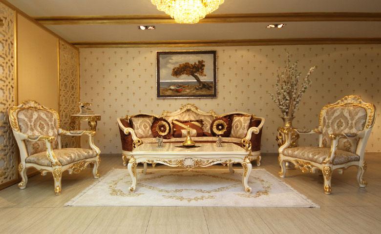 Victoria Classic Sofa Set / Product Info - TraGate