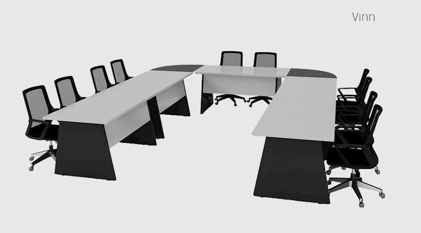 Vinn Conference Table Office Meeting Room Table