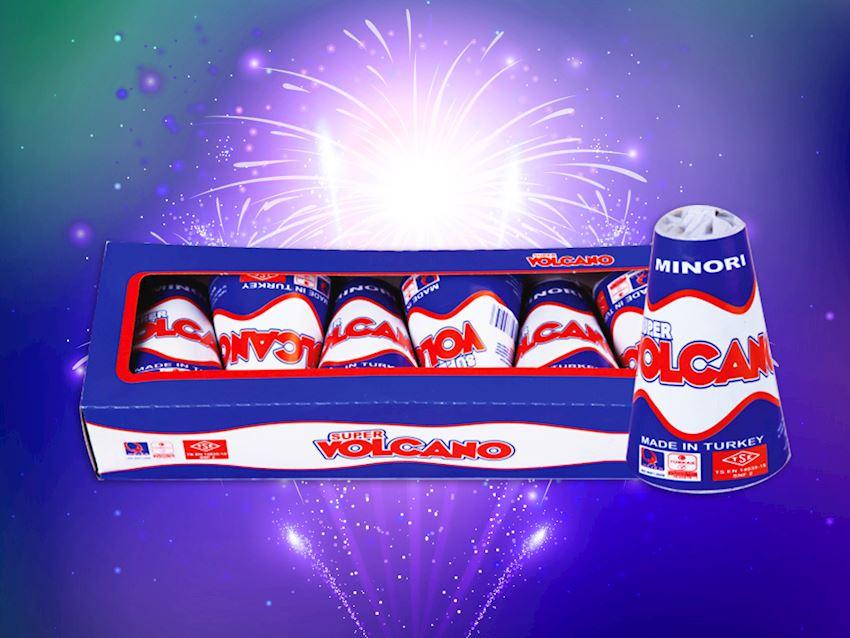 Volcano - Fireworks & Firecrackers