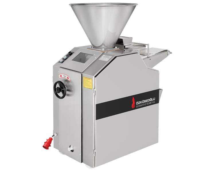 Single Piston Volumetric Dough Divider