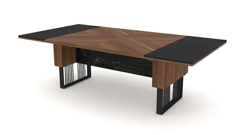 Wave Conference Table Office Meeting Room Table