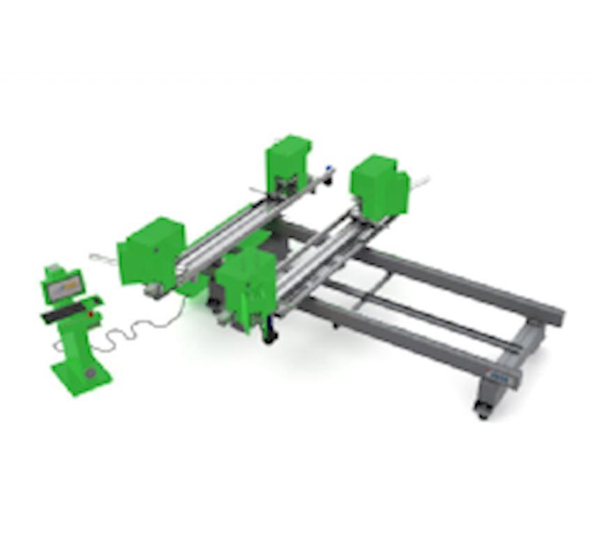 Welding Machine (Four Corner) RY-4050