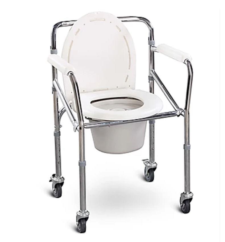 Wheelchair Closet