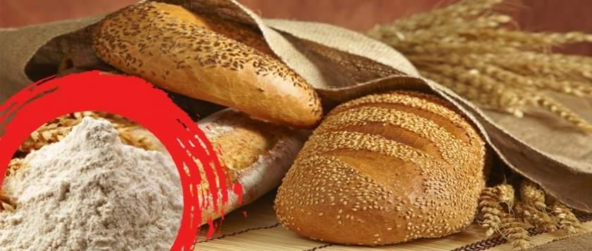Whole-Wheat Flour for Village Bread