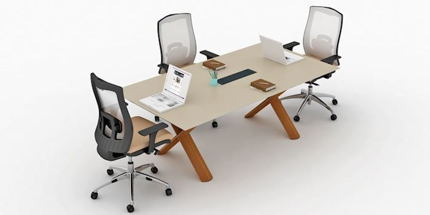 Wino Conference Table Office Meeting Room Table