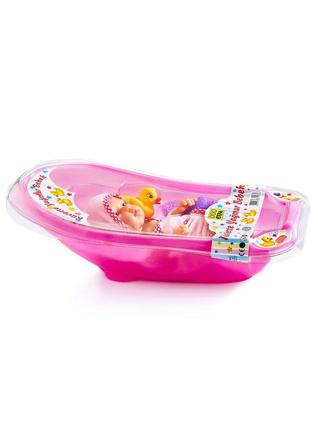 YAĞMUR BABY IN THE BATHTUB