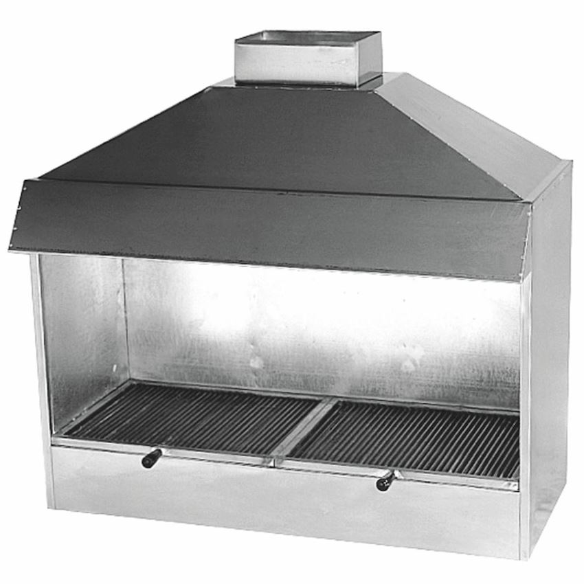 YANKAR MEATBALL AND BARBECUE GRILLS (HOOD)
