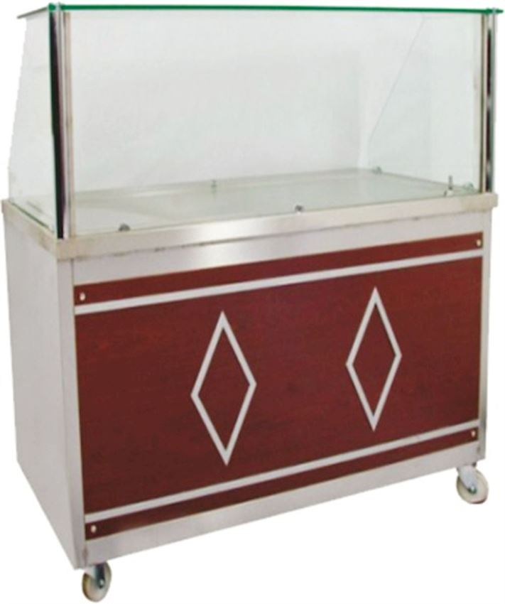 YANKAR PATTY HEATER AND RICE MACHINE