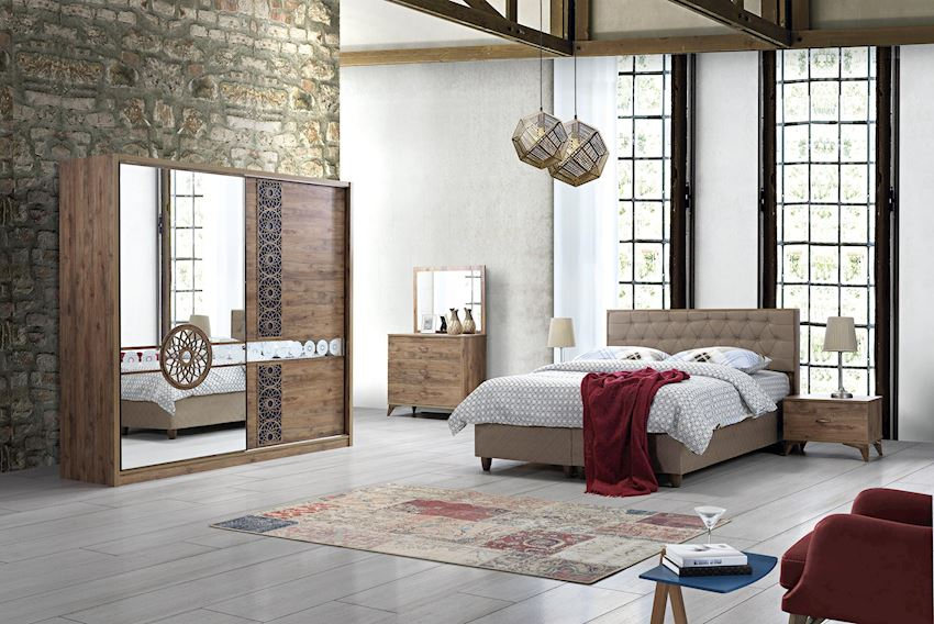 YILPA MOTIF Bedroom Sets