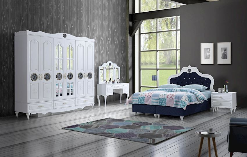 YILPA ORCHID COUNTRY Bedroom Sets