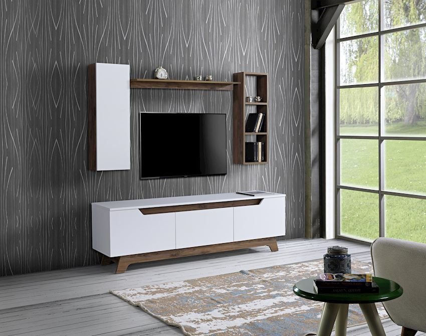 YILPA SNOW TV Stands