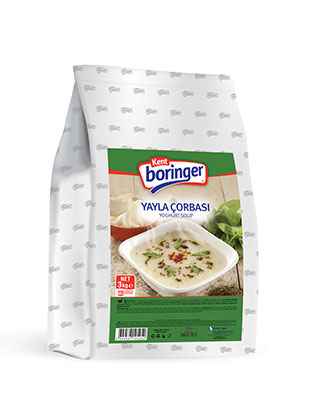 Yoghurt Soup With Rice